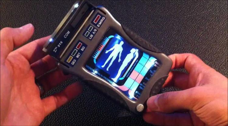 Tricorder: thiết bị khám sức khỏe trong Star Trek