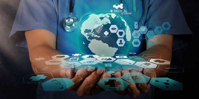 Tương tác công nghệ về y tế
