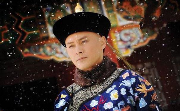 Nhân vật An Đức Hải trong phim truyền hình Trung Quốc.