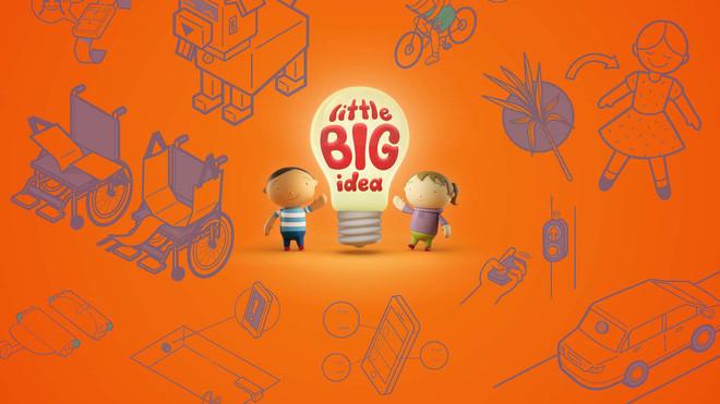 Chương trình littleBIGidea – Ý tưởng nhỏ nhưng LỚN do Origin tổ chức.