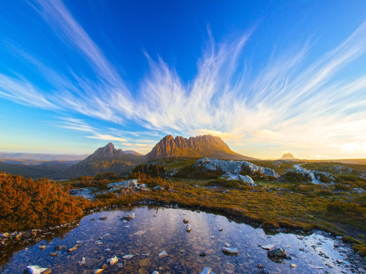 Cradle Mountain, Australia