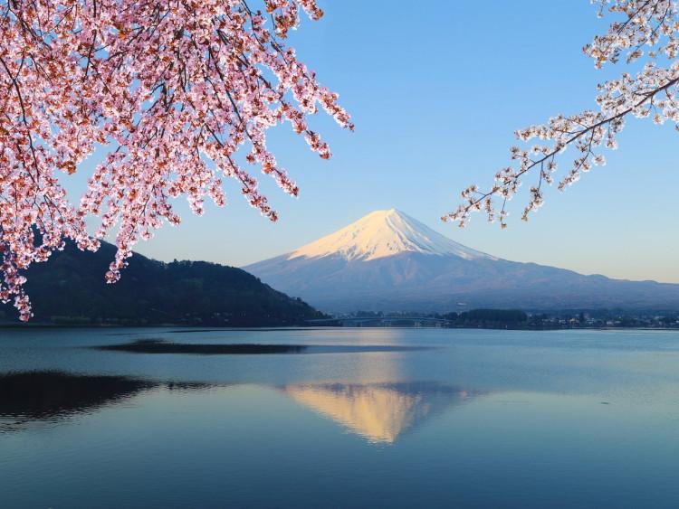 Mount Fuji, Nhật Bản