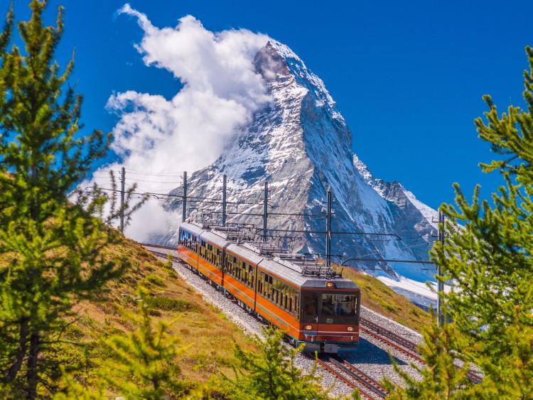 The Matterhorn, Thụy Sỹ