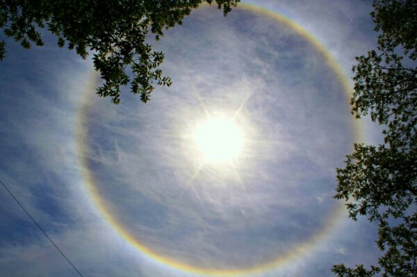 Quầng mặt trời