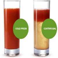 Nước ép thủy lực lạnh (cold press) là gì?