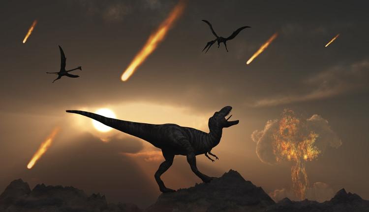 Núi lửa hoạt động là nguyên nhân khiến khủng long tuyệt chủng