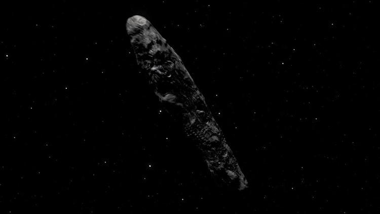 'Oumuamua, còn có tên gọi C/2017 U1