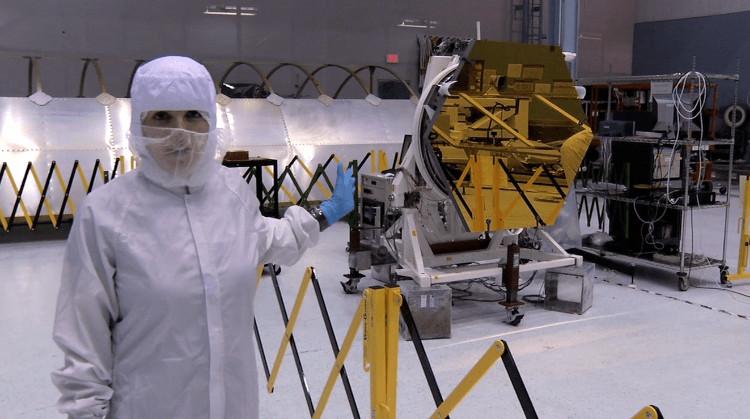 NASA đang nỗ lực nghiên cứu các phương pháp khác nhằm nâng cao hiệu quả của DHMR.