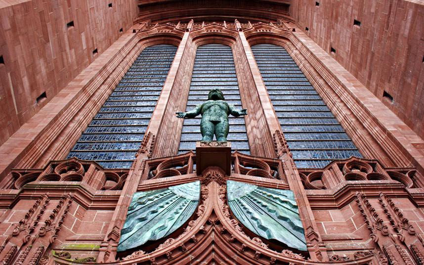 Nhà thờ chính tòa Liverpool