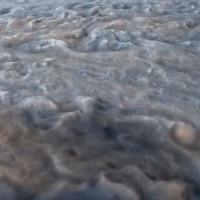 Bay xuyên qua siêu bão lớn gấp rưỡi Trái đất trên sao Mộc