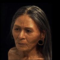 Phục dựng gương mặt nữ quý tộc Peru sống cách đây 1.200 năm