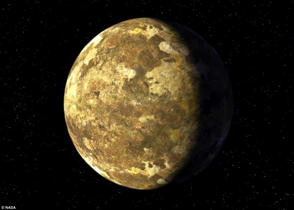 Mô phỏng Kepler-90i.
