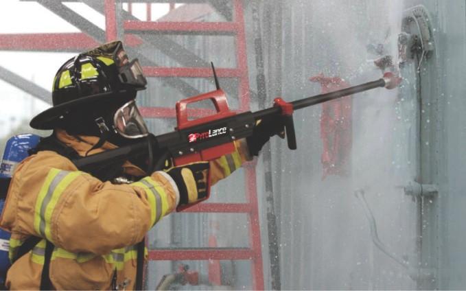 Súng cứu hỏa PyroLance