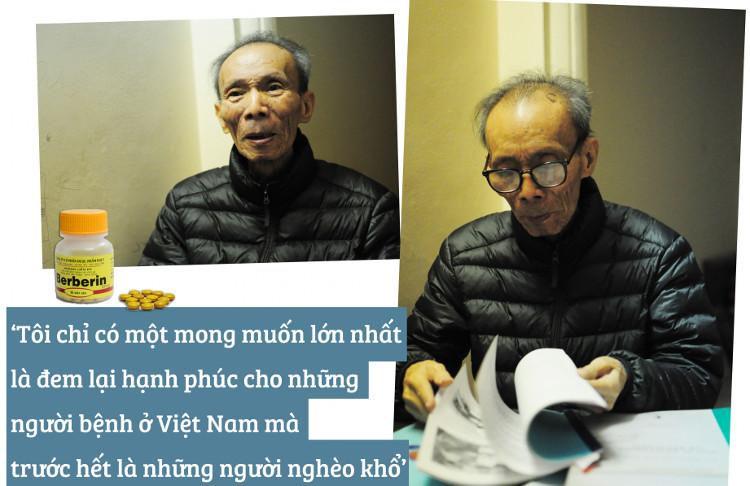 Mong ước của dược sĩ Phan Quốc Kinh