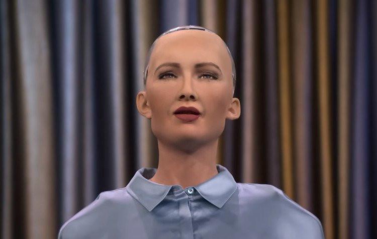 Sophia được cho là robot giống người thông minh nhất thế giới.
