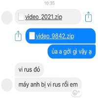 Virus đào tiền ảo dạng file zip lây lan chóng mặt qua Facebook Messenger