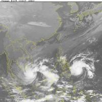 Bão số 15 chưa tan, gần biển Đông lại xuất hiện thêm một cơn bão mới