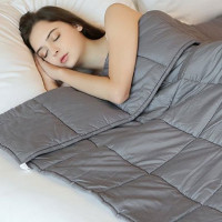 Chăn bông thế hệ mới giúp ngủ ngon hơn, giảm căng thẳng