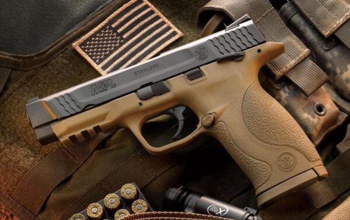 Mẫu súng ngắn Smith & Wesson M&P 45.