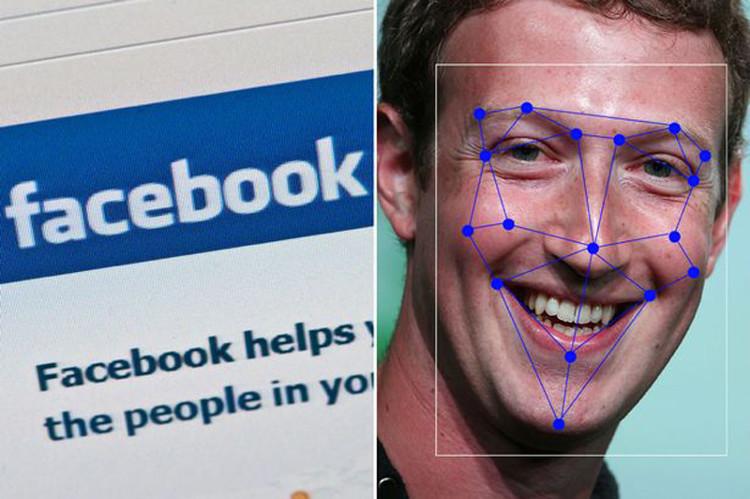 Công nghệ nhận diện khuôn mặt của Facebook