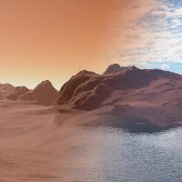 """Sao Hỏa từng là """"hành tinh xanh"""" giống Trái đất"""