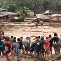 """Vì sao bão Tembin """"giết"""" quá nhiều người ở Philippines?"""