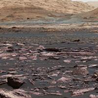 Đại dương trên sao Hỏa đã chui vào đá?
