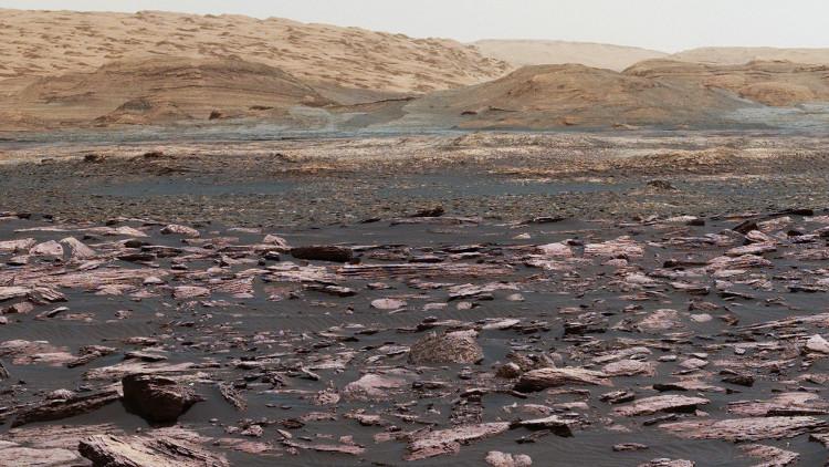 Đã từng có những đại dương và dòng sông chảy trên bề mặt sao Hỏa