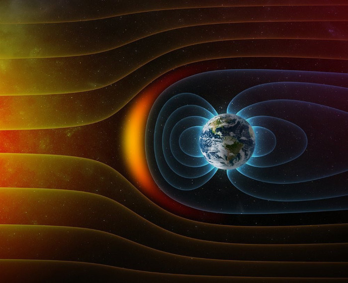 Từ trường đã giúp Trái Đất thoát khỏi sự tấn công của các cơn bão Mặt Trời
