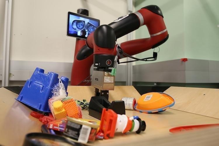 Một thử nghiệm phán đoán những thứ có thể xảy ra trong tương lai của robot.