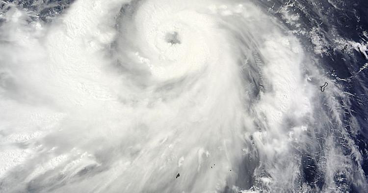 Biển Đông là một trong ba khu vực trên thế giới thường xuyên hình thành bão nhiệt đới -