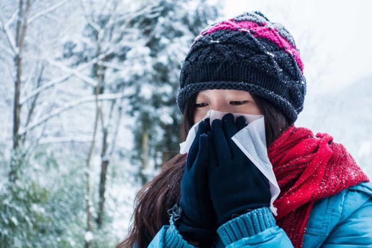 Bạn có thể mất tới 300-400 mlnước mũi hàng ngày mỗi khi cơ chế bảo vệ khoang mũi trên được kích hoạt.
