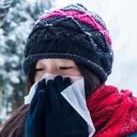 Lý giải nguyên nhân tại sao bạn thường hay chảy nước mũi mỗi khi trời lạnh?