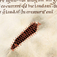 Nghệ thuật vá sách thời Trung Cổ: Sự sáng tạo tuyệt vời!