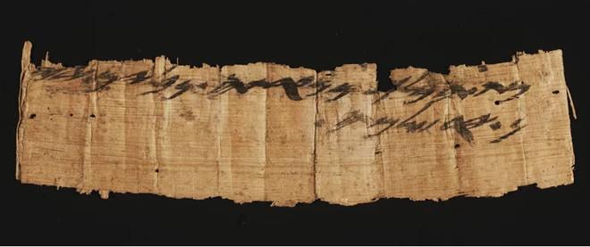 Một đoạn Cuốn giấy Biển Chết.