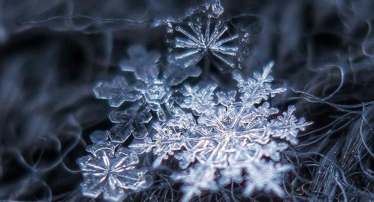 -4 đến -20 độ C là nhiệt độ cần thiết để tạo ra một bông tuyết