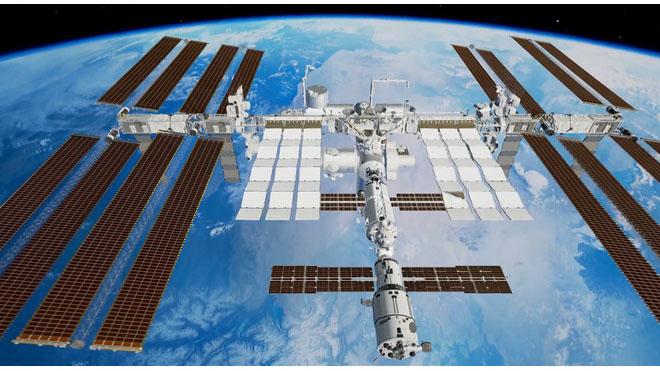Trạm vũ trụ ISS