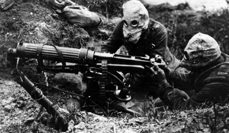 Thế chiến I hay Chiến tranh thế giới thứ nhất diễn ra từ 28.7.1914 đến 11.11.1918