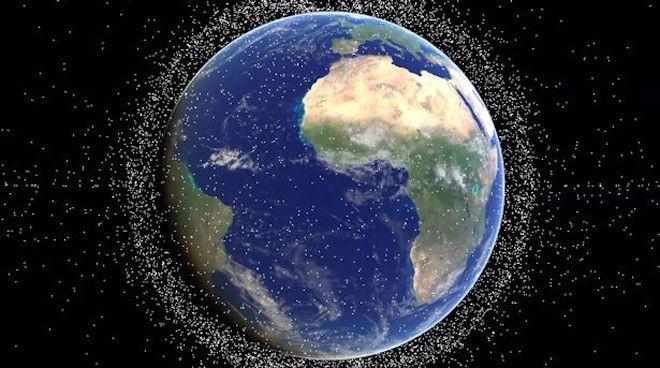 """Hoa Kỳ, Nga và Trung Quốc là những quốc gia """"đóng góp"""" nhiều rác vũ trụ nhất."""
