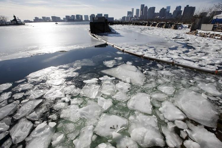 Nhiệt độ thời điểm này trong năm đang ở mức thấp hơn bình thường và sẽ còn thấp đến mức đóng băng.