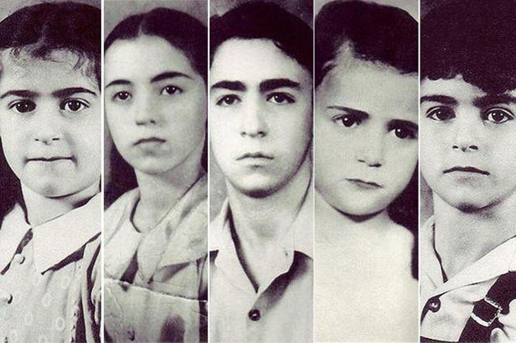 5 đứa trẻ mất tích nhà Sodder.