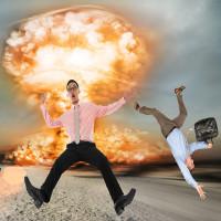 Sống sót sau một vụ nổ: Không dễ như trên phim đâu!