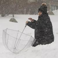 Mỹ đang lạnh nhất hành tinh, hơn cả Nam Cực và Siberia