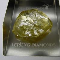 Phát hiện 2 viên kim cương lớn hơn 100 carat ở nam Phi