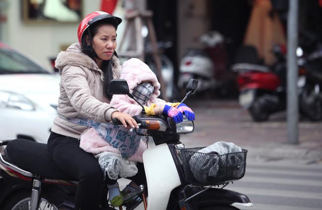 Dự báo đợt rét đậm, rét hại lần này tại các tỉnh Bắc Bộ cũng như thủ đô Hà Nội sẽ còn kéo dài đến hết ngày 14/1.