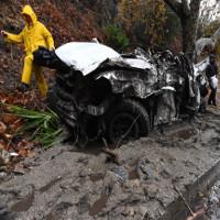 Lở bùn từ thảm họa cháy rừng ở California, 13 người thiệt mạng