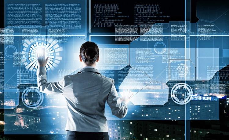 Trong tương lai chúng ta sẽ tương tác trực tiếp với màn hình và xử lý được nhiều việc hơn.