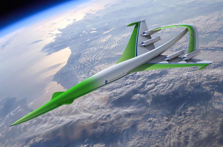 Máy bay siêu thanh