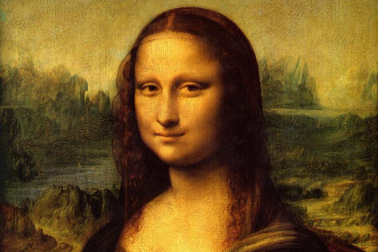 Bức tranh nàng Mona Lisa.