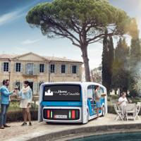 Rinspeed Snap: Tương lai của giao thông không người lái